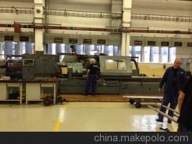 德国4米螺纹磨床,林德纳尔550x4000螺纹磨床
