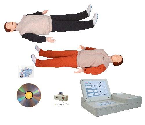 GD/CPR10300-C高级自动电脑心肺复苏模拟人