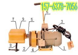 DM-1.1电动钢轨端面打磨机坚固耐用
