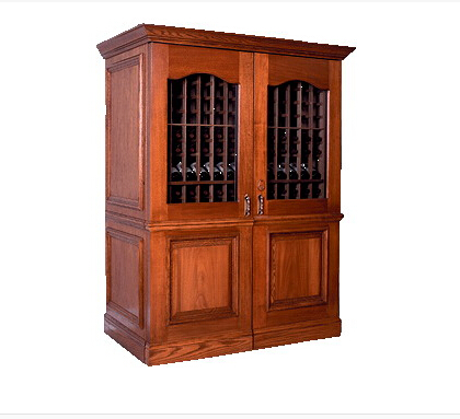 实木恒温柜