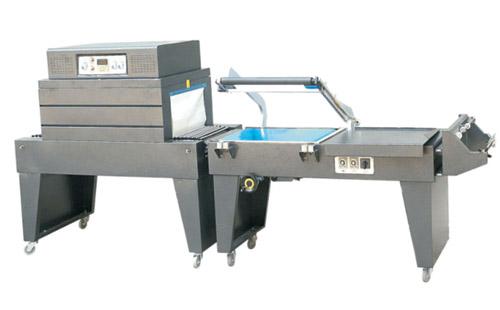 半自动L型封切包装缩膜机