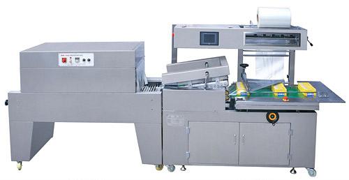 全自动L型套膜封切收缩膜机