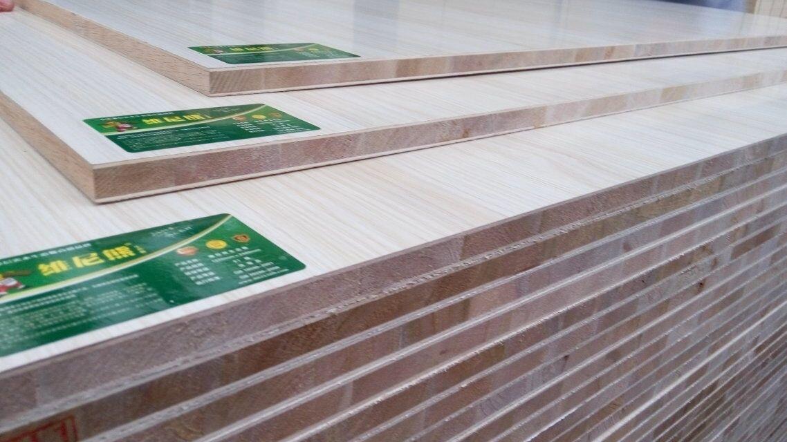 家具胶合板 整芯包装板 三次成型装饰板