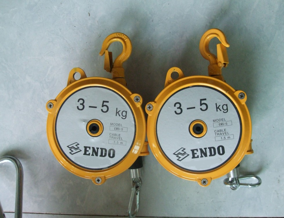 日本ENDO弹簧平衡器效率高寿命长