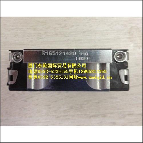 R165121420导轨阀块