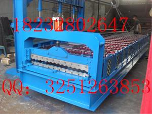 供应860全自动彩钢压瓦机设备