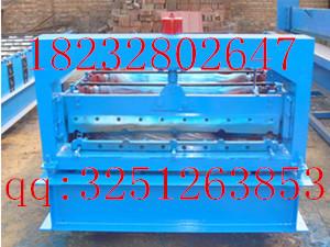 顺特热卖优质860全自动彩钢压瓦机设备