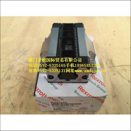 R165122420导轨阀块力士乐
