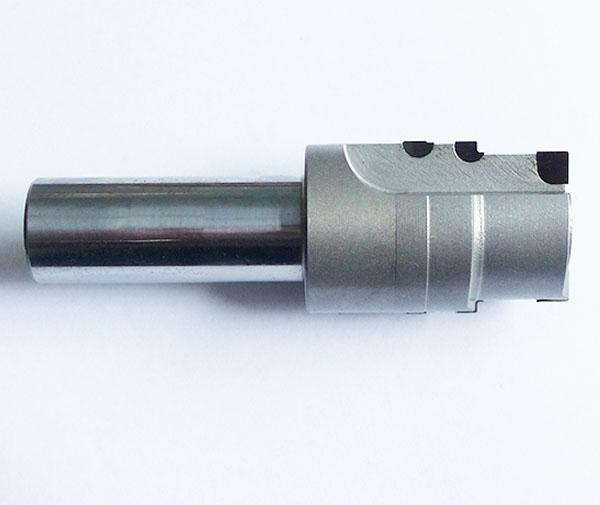 金刚石PCD泵盖铰刀