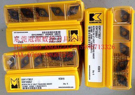 肯纳刀片 KCGR110304L08