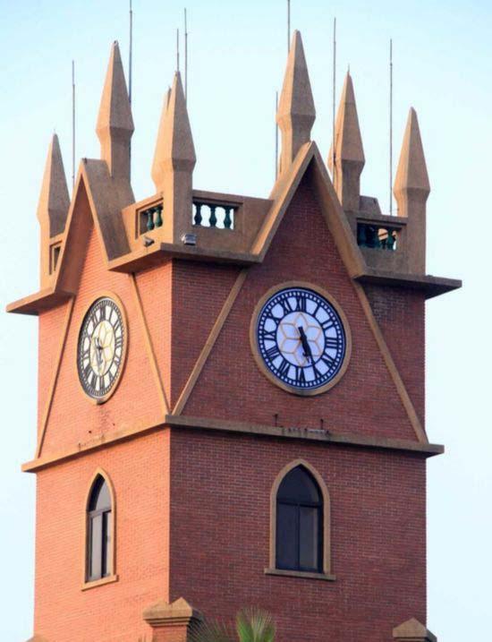 供应康巴丝多功能塔钟 室外钟 塔楼钟表