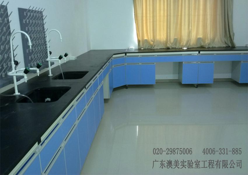 全钢边台实验室台实验室家具厂家澳美实验室家具实验室设计
