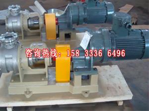 供应南京NYP内齿合高粘度转子泵直销厂家