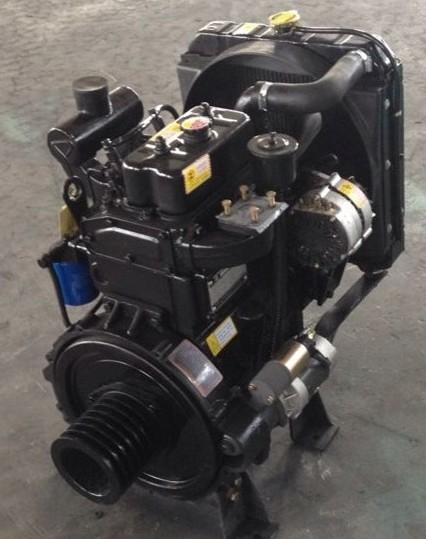 ZH2110P双缸柴油发动机