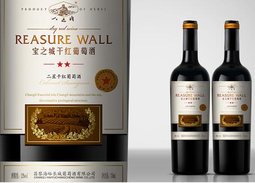深圳创意酒标设计公司图片