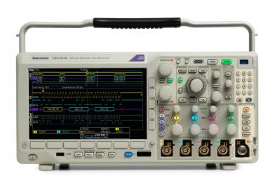 泰克示波器MDO3012 混合域示波器