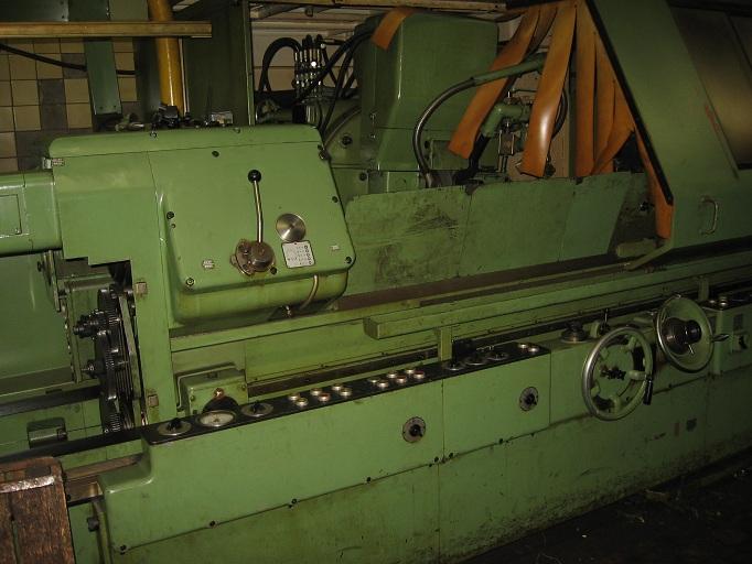 德国林德纳尔GL-4螺纹磨床