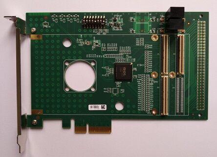 PCIEBPMCX4转接板