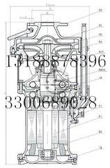 BQS37kw不锈钢防爆矿用潜水泵