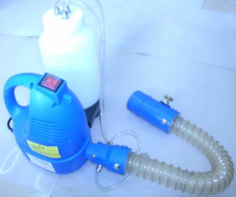 2800轻便式电动超低容量喷雾器打药机