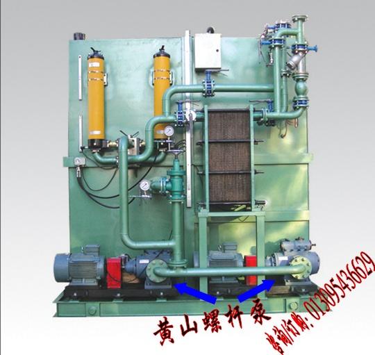 氢侧密封油泵HSG120*4-42