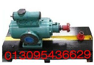 HSJ120-46黄山三螺杆泵润滑油泵