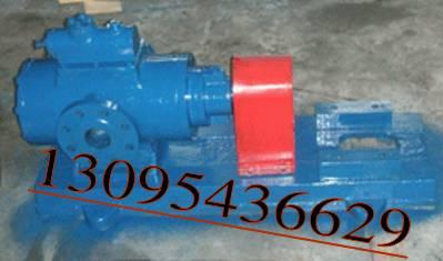 供应三螺杆泵HSNS210-46立式螺杆泵