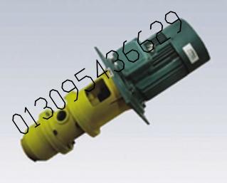 法兰式三螺杆泵机组HSNF440-54W1Z