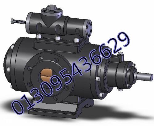 天津螺杆泵SNH210R46U12.1W2三螺杆泵