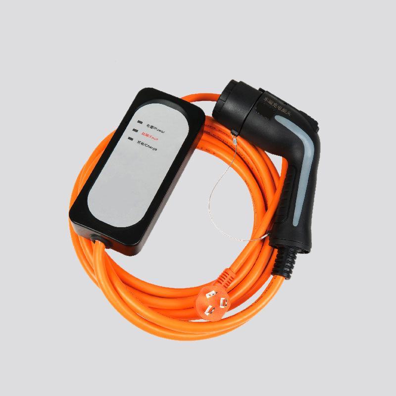 小型电动汽车充电器 家用汽车充电盒