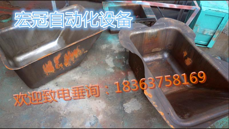 企业采集 315吨水涨机 100T灰斗车液压机