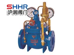 200X型减压阀上海沪润生产