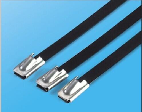 专业生产自锁不锈钢扎带,我们携手同行