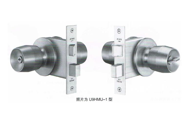 日本MIWA球锁U9HMW-1型原装进口球形把手锁