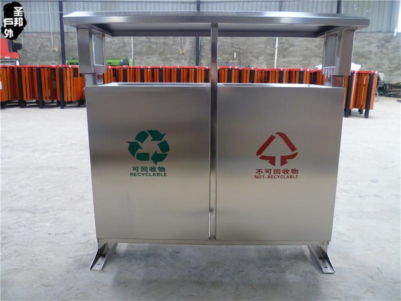 重庆不锈钢垃圾桶生产厂家批发价sw52741