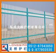 苏州工厂护栏/苏州静电喷涂钢管拼装护栏
