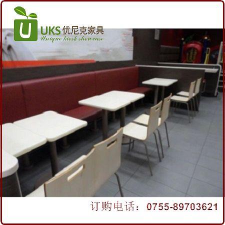 深圳龙岗快餐桌椅批发订做厂家,横岗快餐桌椅供应商