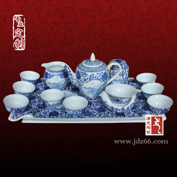 高档茶盘茶具