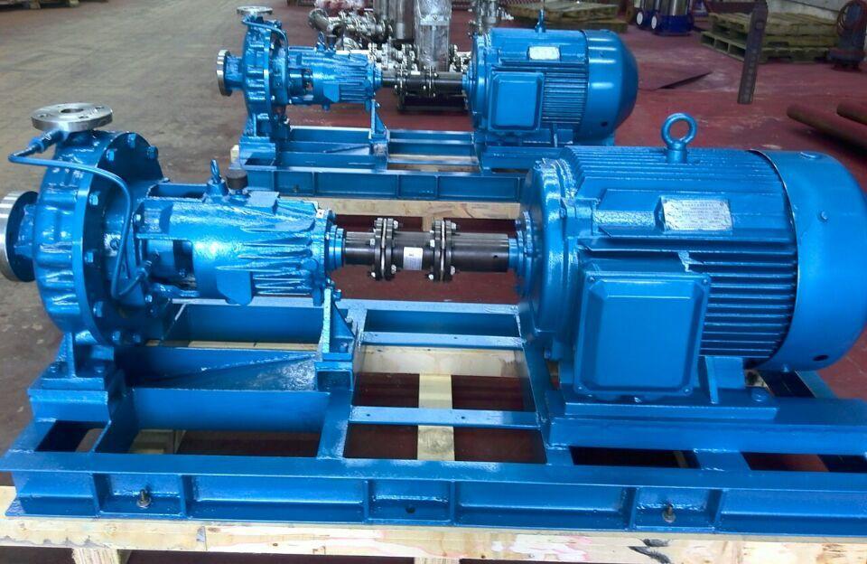 ZA、ZAK、ZAG石油化工流程泵