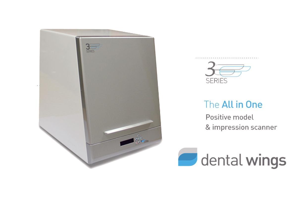 高质量的牙科扫描仪,我们携手同行
