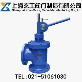 上海玄工SD44X手动排泥阀
