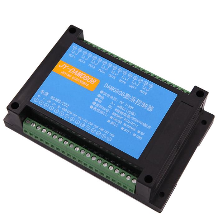 16路开关量采集模块DAM0816